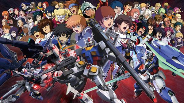 Gundam EXVS