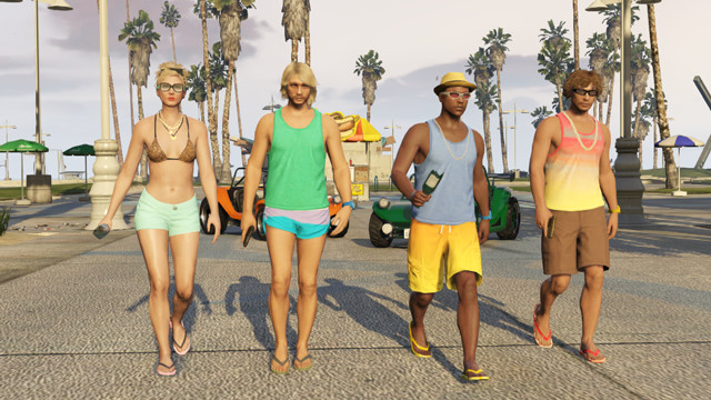 GTA v1.06 , Beach Bum DLC