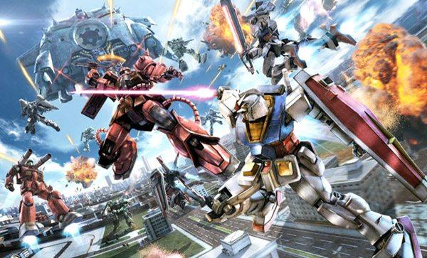 Gundam Conquest 攻略